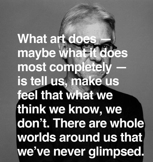 art adn knowledge